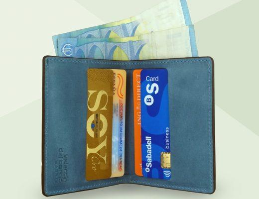 Cards-inside Wallet - ALT